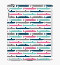 Colorful Submarine Squadron iPad Case/Skin