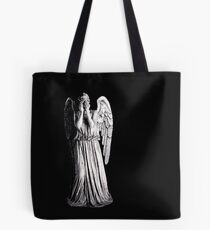 Weeping Angel - Don't Blink Tote Bag