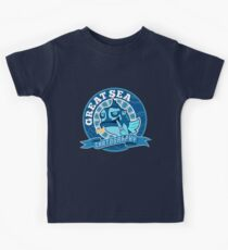 Great Sea Cartography Kids T-Shirt