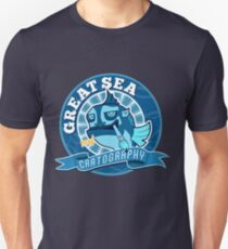 Great Sea Cartography Slim Fit T-Shirt