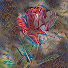 Liquid Rose by Elaine Teague