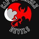 City Of Villains Teams - Cap Au Diable by TalenLee