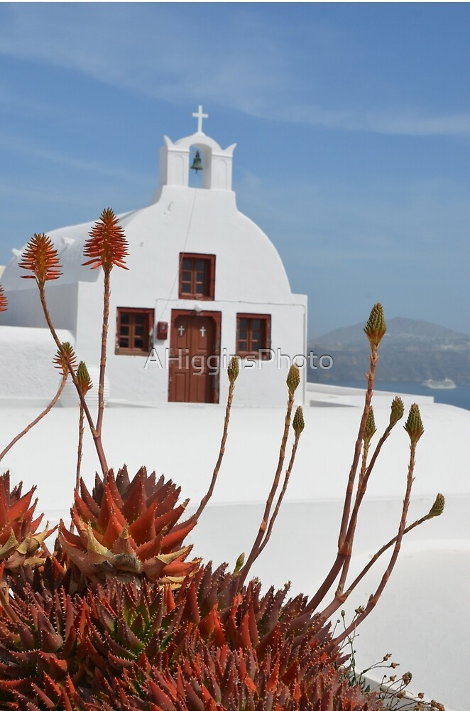 Santorini church by LoveAphoto