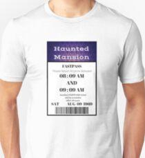 Mansion Fastpass Unisex T-Shirt