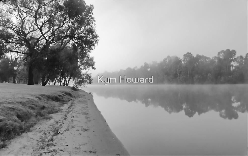 Morning Mist by Kym Howard