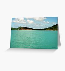 Back to the Boat Greeting Card