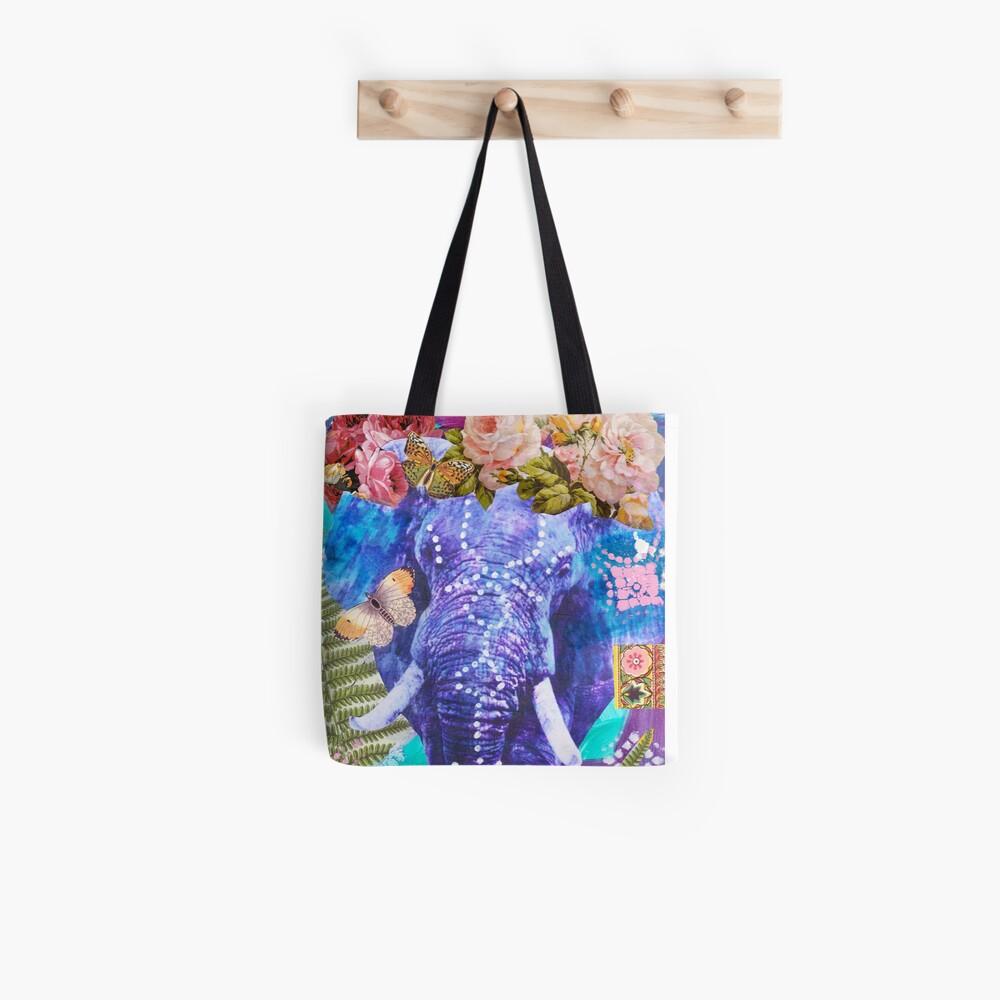 Elephant Goddess Tote Bag