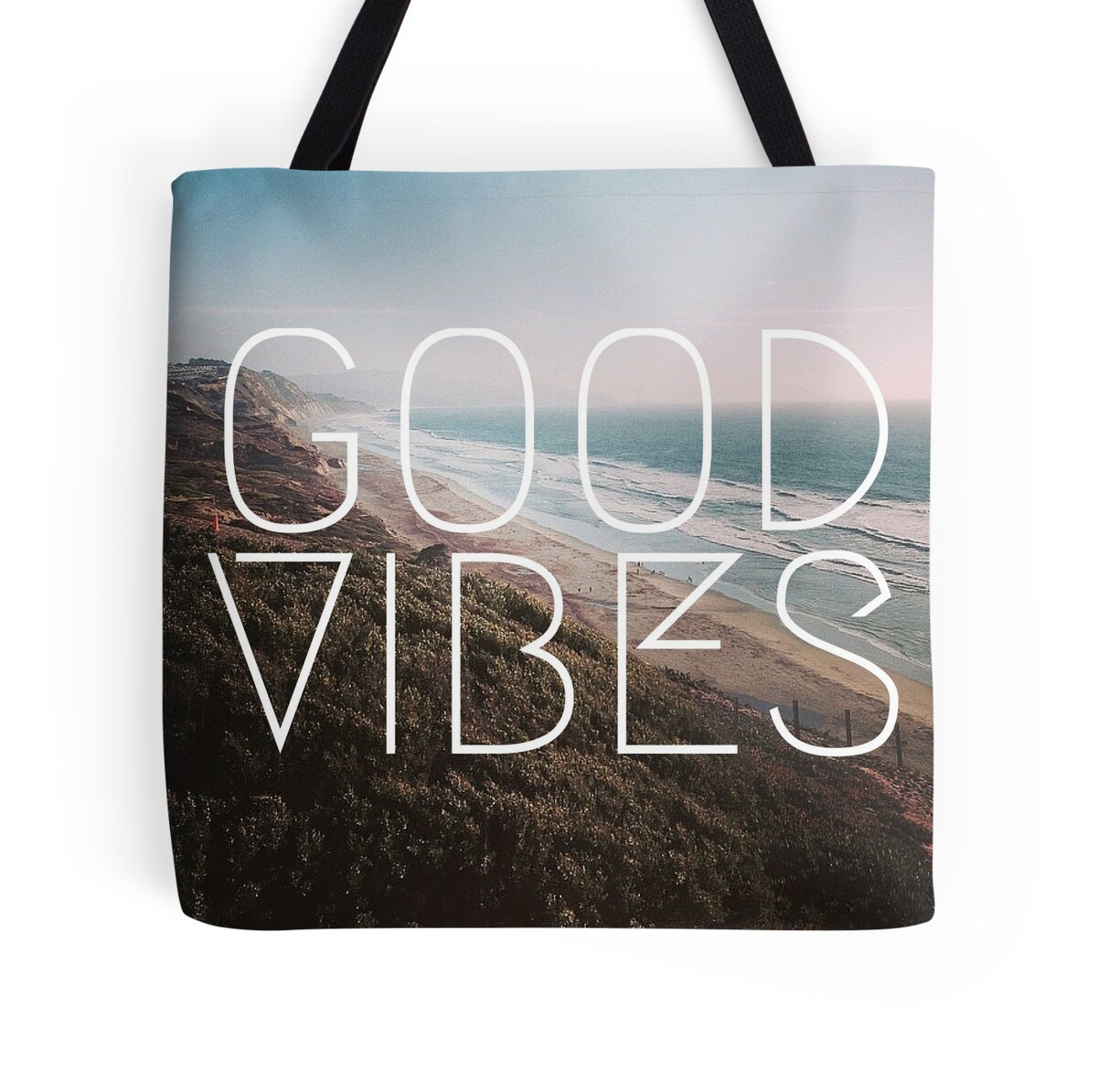 Good Vibes Cool Beach Tumblr Hipster lyrics summer wanderlust ...