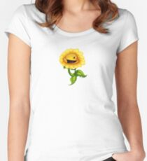 Rise and Shine Women's Fitted Scoop T-Shirt