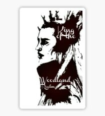 King of the Woodland Realm - Thranduil Sticker