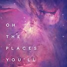 The Places You'll Go II by GalaxyEyes