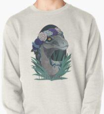 Cleveres Mädchen - Blau Sweatshirt