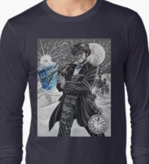 The Second Doctor Long Sleeve T-Shirt