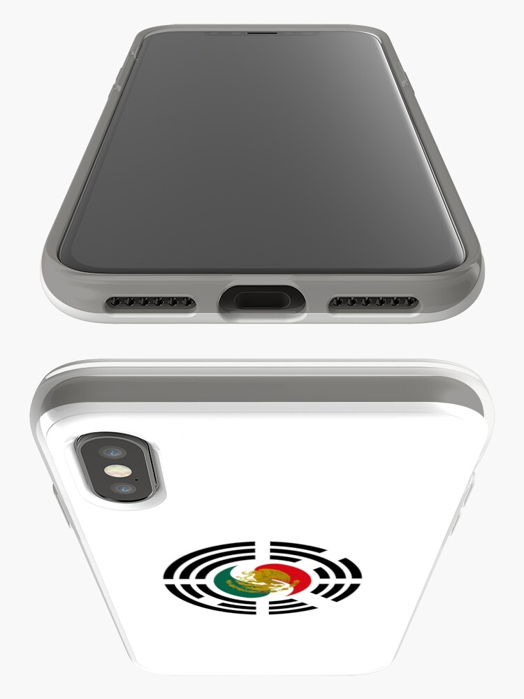 Alternate view of Korean Mexican Multinational Patriot Flag Series iPhone Case & Cover