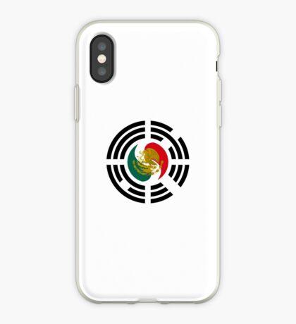 Korean Mexican Multinational Patriot Flag Series iPhone Case