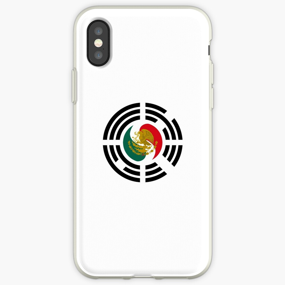 Korean Mexican Multinational Patriot Flag Series iPhone Case & Cover