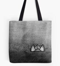 Black Lotus Tote Bag