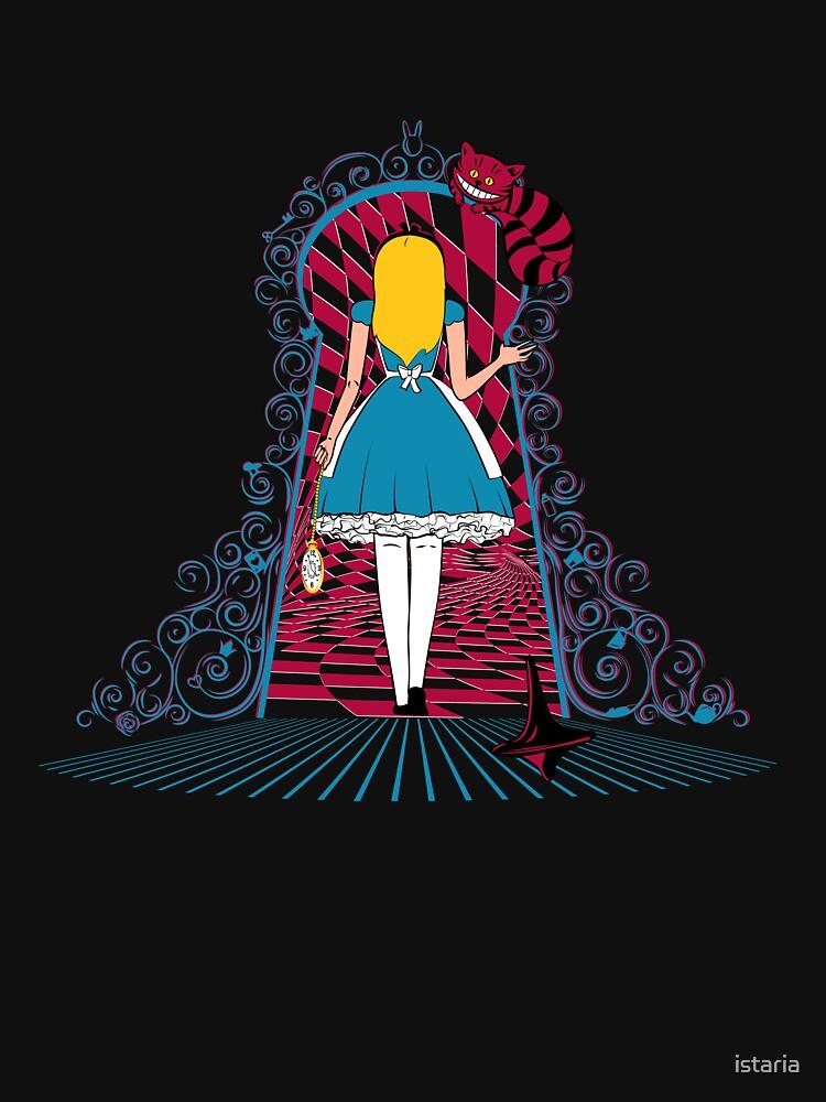 Spinning Wonderland by istaria