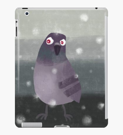 Angry Pigeon iPad Case/Skin