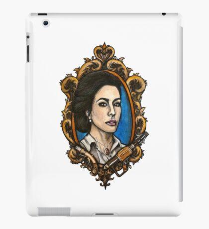 Helena G. Wells iPad Case/Skin