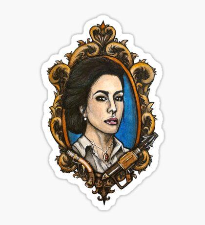 Helena G. Wells Sticker