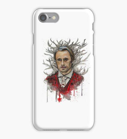 Shika (Hannibal) iPhone Case/Skin