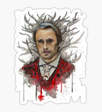 Shika (Hannibal) Sticker