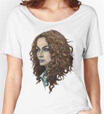 Myka Women's Relaxed Fit T-Shirt