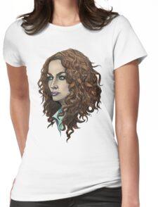 Myka Womens Fitted T-Shirt