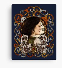 The Mother of Time Travel Canvas Print