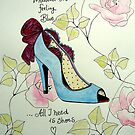Shoes again! by Elisabete Nascimento