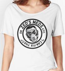 Zed's Meds Women's Relaxed Fit T-Shirt