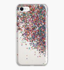 Fun II (NOT REAL GLITTER - photo) iPhone Case/Skin