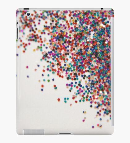 Fun II (NOT REAL GLITTER - photo) iPad Case/Skin