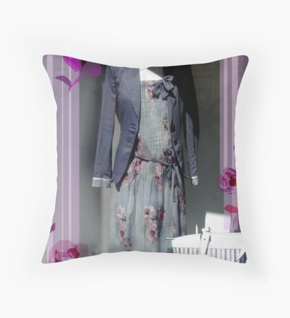 chic Throw Pillow