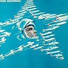 Glory to the Soviet Aviators! USSR, 1973, by B. Reshetnikov by dru1138