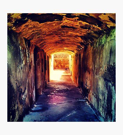 Super Tunnel  Photographic Print