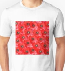 Lots of Poppies Unisex T-Shirt
