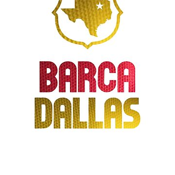 Barca Dallas by soccerjoe