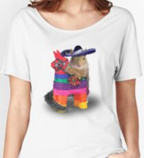 Mexican Squirrel Women's Relaxed Fit T-Shirt