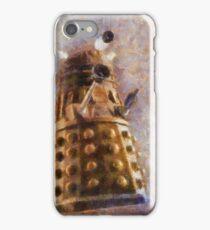 Dalek Flies! iPhone Case/Skin