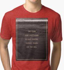 Salt Water Tri-blend T-Shirt