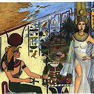 The Reemergence of Queen Nefertari by Jedro