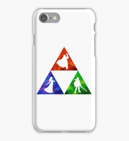 Courage, Wisdom, Power  iPhone Case/Skin