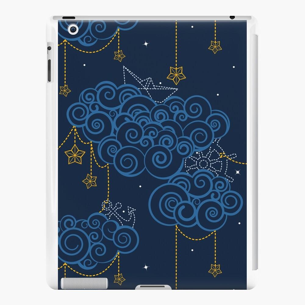Nautische Himmel iPad-Hüllen & Klebefolien