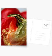 Capsicum Postcards