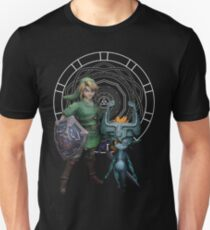 The Legend of Link and the Twilight Princess Unisex T-Shirt