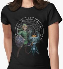 The Legend of Link and the Twilight Princess Women's Fitted T-Shirt