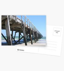 semaphore jetty Postcards