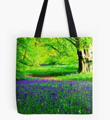 Bluebell Wood - Thorpe Perrow #2 Tote Bag